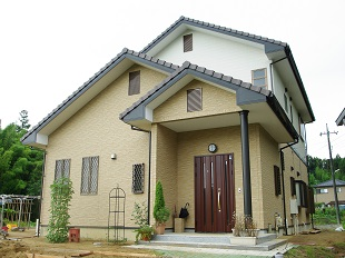 施工例(注文住宅)のイメージ